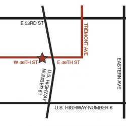 Davenport Dentist Office Map Dr Anderson